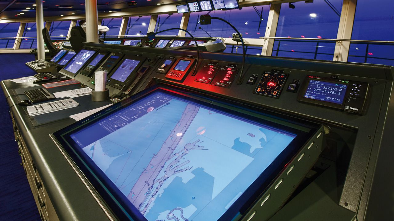Charting The Way Forward For Ecdis Ukho S Tom Mellor