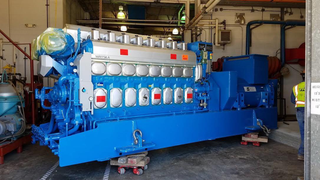 Finland-Based Company Donates Massive $500,000 Engine to Texas A&M