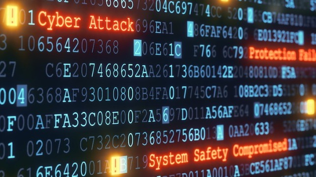CMA CGM cyber attack