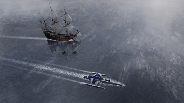 "Sea Trials Begin for Artificial Intelligence ""Captain"""