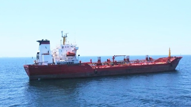 first possible Somalia piracy attack on a tanker in three years