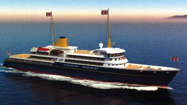 British national flagship