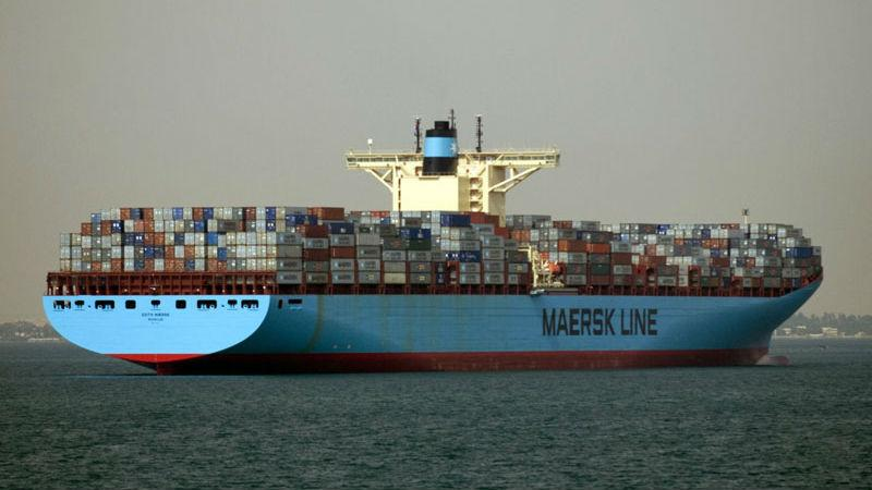 DB Schenker and Maersk Cut CO2