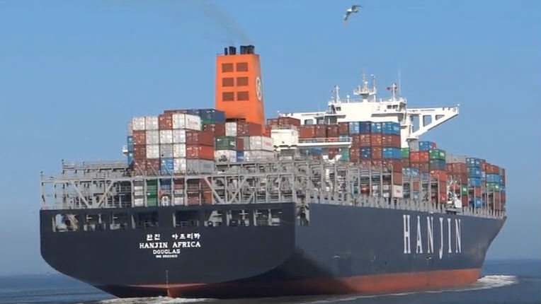 Hanjin Sells Pacific Business to Korea Line