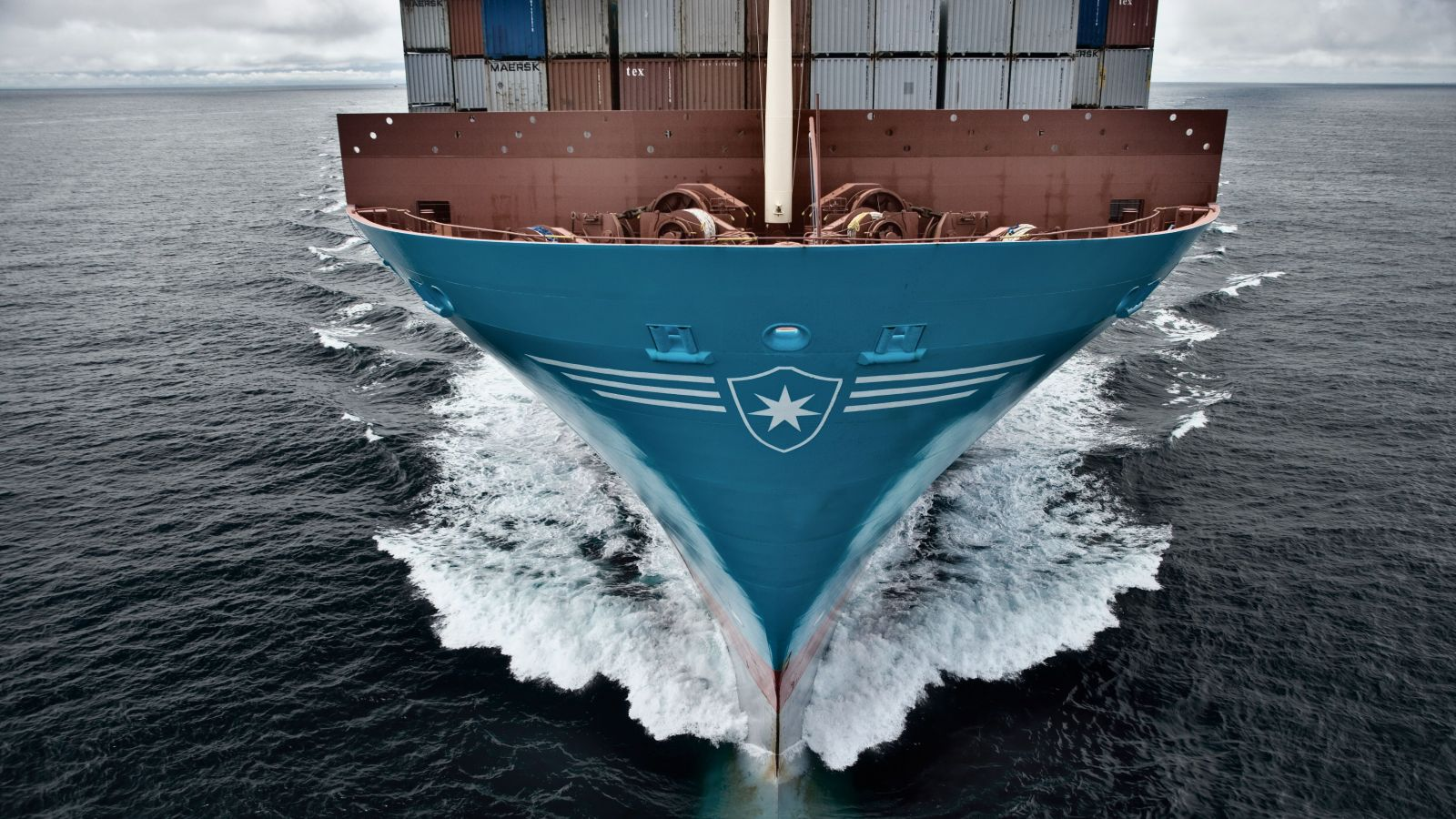 Big, Bigger, Biggest, Maersk