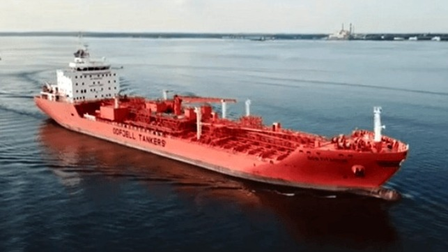 Odfjell first shipping company to use bonds linked to sustainability goals