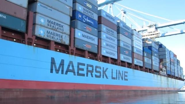 Buque portacontenedores regresa a México tras pérdida de contenedor marítimo