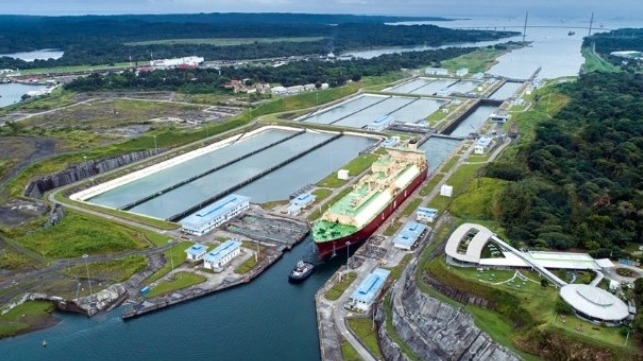Panama Canal extends relief due to traffic declines