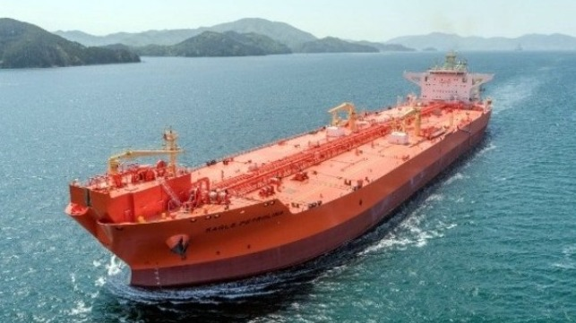ammonia-fueled tanker design project