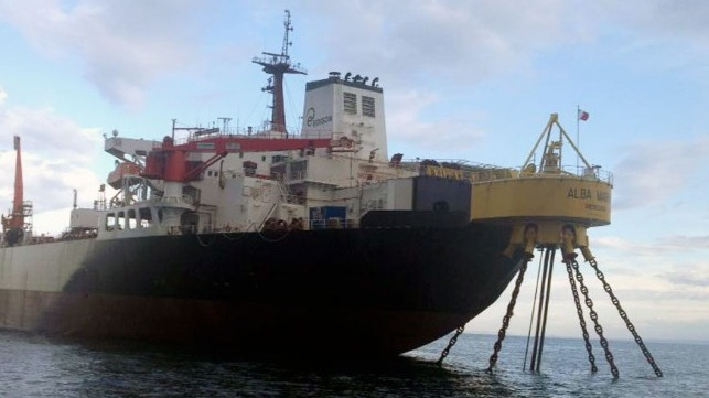 U S  Blacklists Nine Vessels for Venezuelan Sanctions Violations