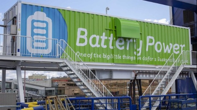 exploring the development of battery charging stations in ports