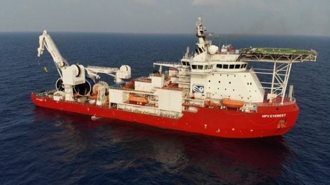 MPV Everest (Photo: MCS/AAD)