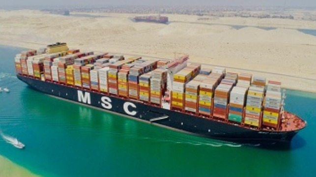 World S Largest Container Ship Transits Suez Canal,Cheap King Size Bedroom Sets