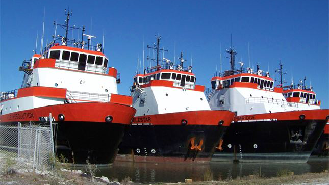 OSV Companies Running Out of Options