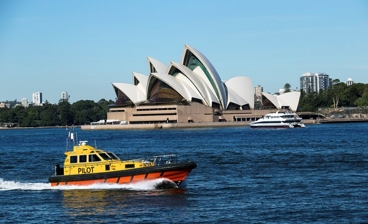 Sydney's Marine Pilots Boost Safety for 225 Years