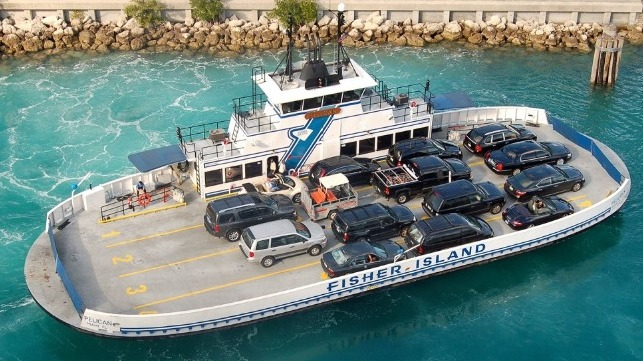 Fisher Island Ferry Accident
