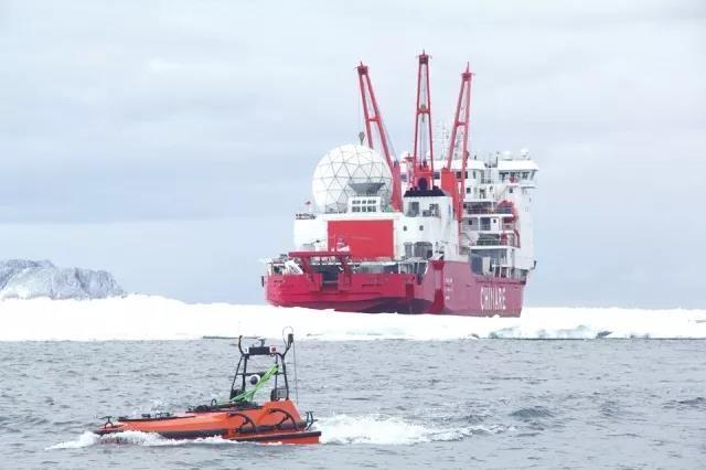 Autonomous Survey Vessel Development Continues