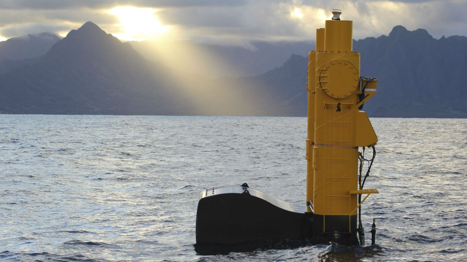 Wave Energy Devices First Produced Electricity In Us Goes The Searaser A New Device That Simplifies Free