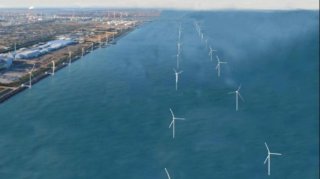 shipping companiesentry into Japan offshore wind sector