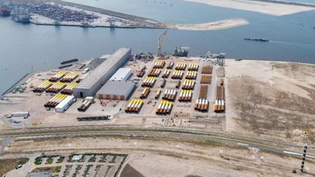 Credit: Port of Rotterdam Authority
