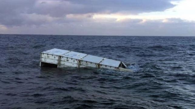 L'OMI aborde la déclaration des conteneurs perdus par-dessus bord