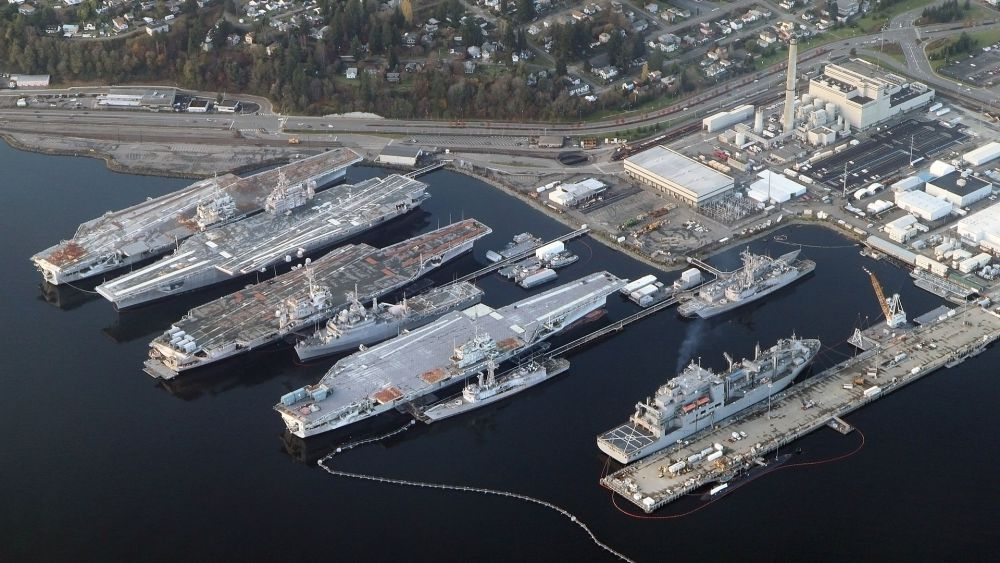 Navy Considers Reactivating Mothballed Warships