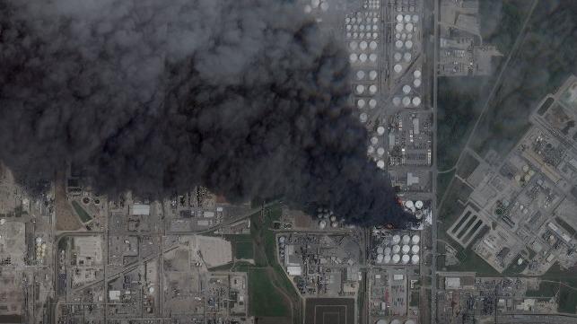Deer Park Spill Still Affecting Houston Ship Channel