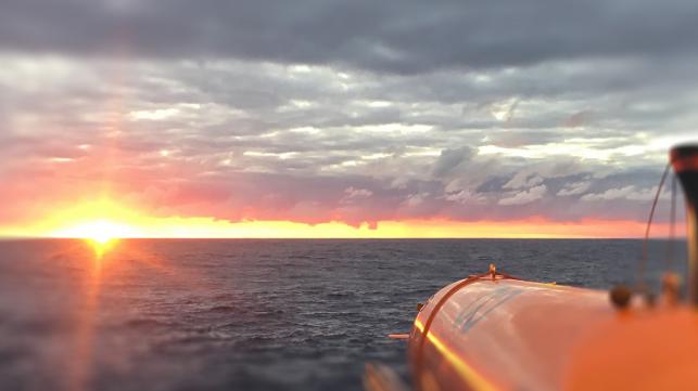 Navio da Ocean Infinity parte em busca de naufrágio do Stellar Daisy