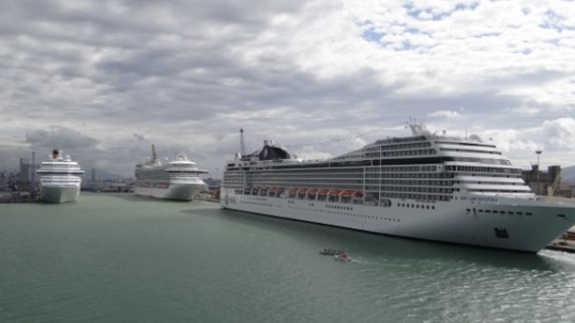 Italy permits cruises to resume as of August 15