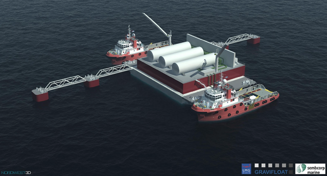 Sembcorp Marine Acquires Majority Stake in Floating LNG