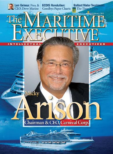 Maritime Len digital magazine the maritime executive