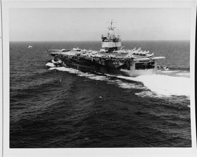 USS Enterprise Decommissioned