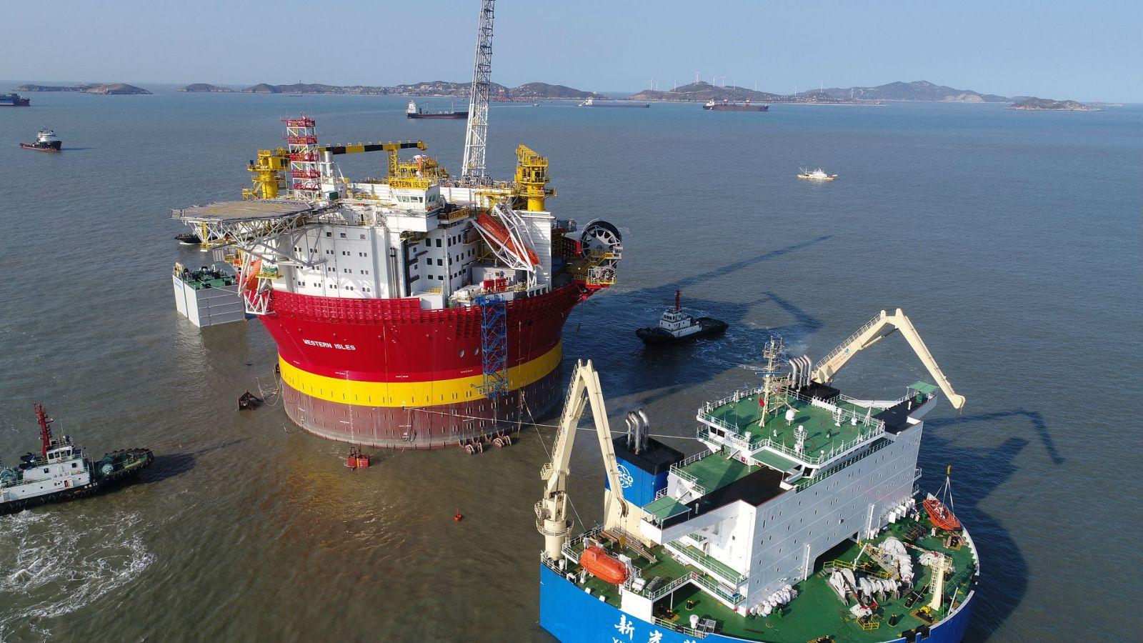 Roxtec Supplies Dana Petroleum's New North Sea FPSO