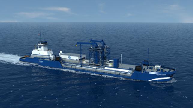 VT Halter Marine Begins Construction of Q-LNG Bunkering Barge
