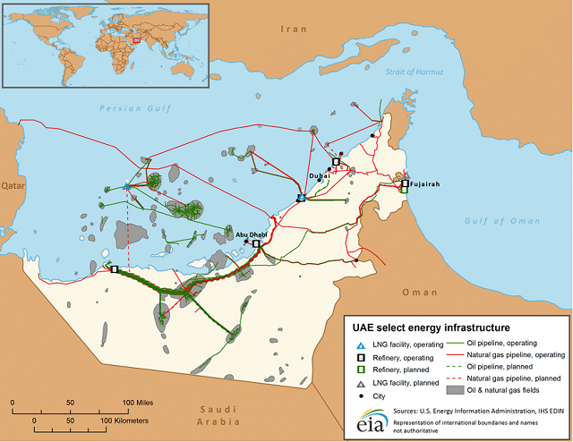 Abu Dhabi Boosts Offshore Oil Investment
